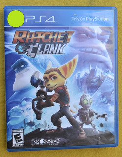 Ratchet & Clank Ps4 Play Magic