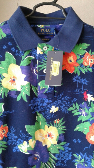 Playera Polo Ralph Lauren Original M Flores