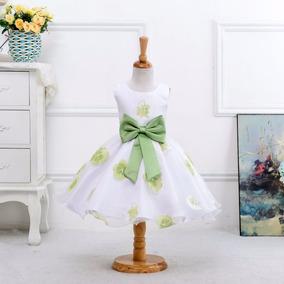 Vestido Infantil Para Qualquer Ocasião