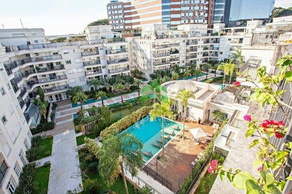Lindo Apartamento Menara Morumbi - Ap0883