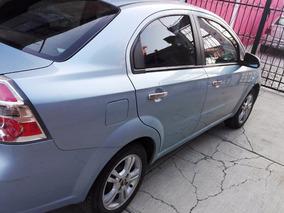 Chevrolet Aveo Version Elegance Como Nuevo