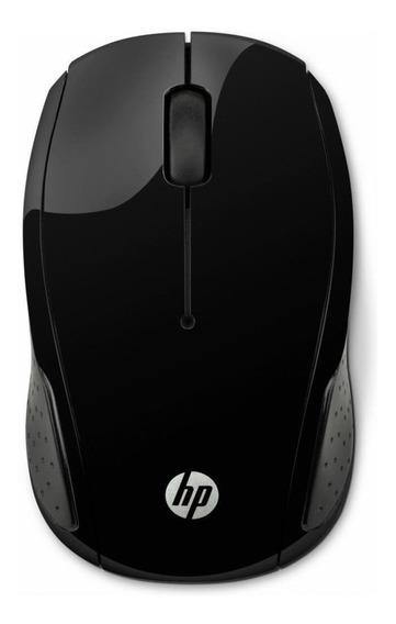 Mouse HP X200 preto