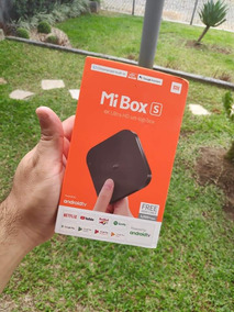 Tv Xiaomi Mi Box S - Ultra Hd - 4k - Android 8.1 - Lacrado