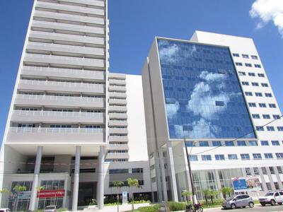 Sala No Horizonte Jardins Com 50m² - Ca657