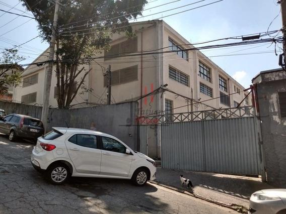 Galpao - Vila Antonieta - Ref: 7756 - L-7756