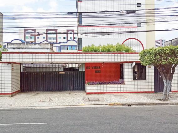 Apartamento Na Aldeota - 3 Quartos, Dce, Varanda, Garagem