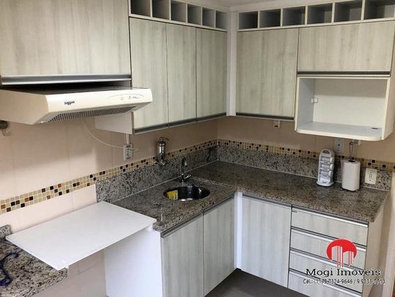 Apartamento Para Venda Em Mogi Das Cruzes, Conjunto Residencial Do Bosque, 1 Dormitório, 1 Banheiro, 1 Vaga - Ap316_2-895056