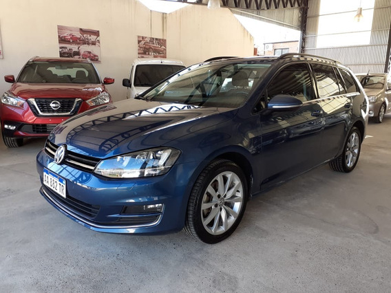 Volkswagen Golf Variant Highline Dsg (at)