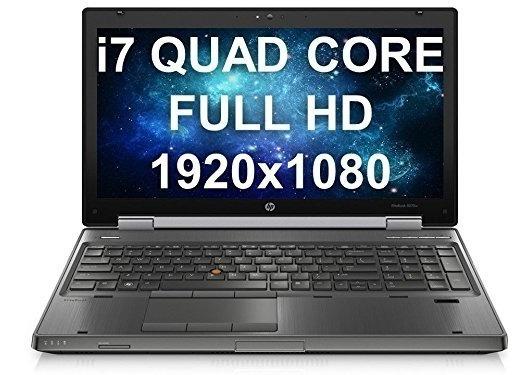 Laptop Hp 8570w Intel Core I7-3720qm 2.60ghz 8gb 500gb 15.6