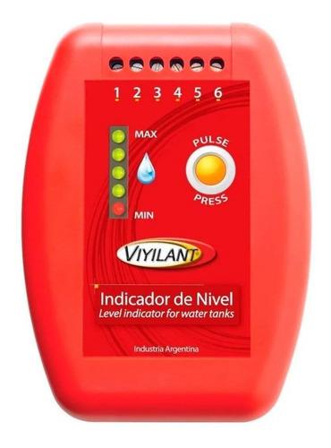Imagen 1 de 8 de Medidor Nivel Tanque Agua Sensor Agua Indicador Viyilant