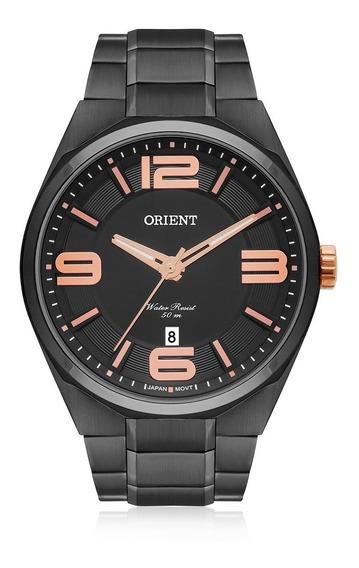 Relógio Masculino Orient Grafite Mpss1003p2px