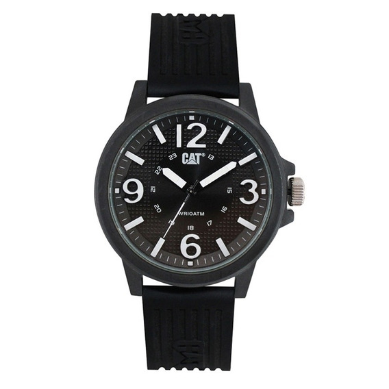Reloj Cat Hombre Groovy Lf11121131 Negro Cat Watches Oficial