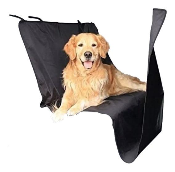 Funda Cubre Asiento Perro Gato Mascotas Impermeable