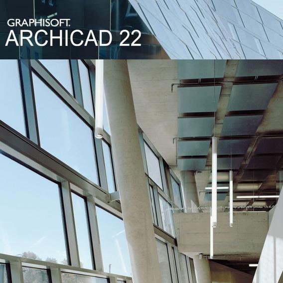 Archicad 22 Builder 3006 Inglês