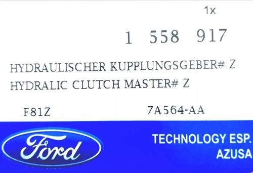 Bombin Inferior Triton Super Duty F350 Croche Clutch Ford