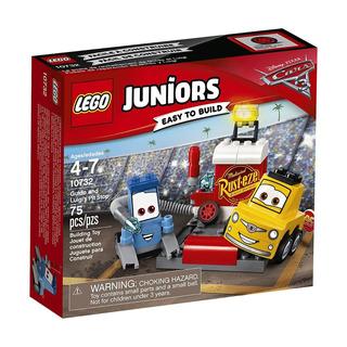 Lego Junior Cars 10732 Nuevo Sellado 75pzas Envio Gratis