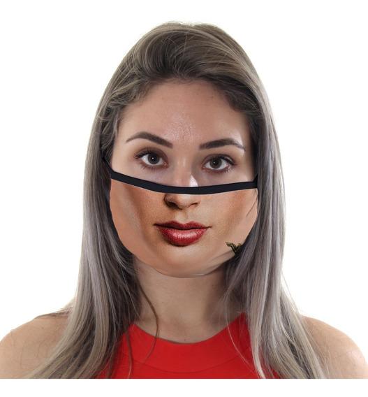 Mascara De Protecao Mulher Maravilha Adulto