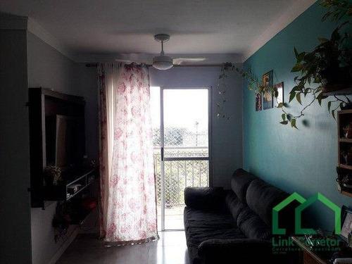 Apartamento À Venda, 50 M² Por R$ 220.000,00 - Parque Jambeiro - Campinas/sp - Ap1952