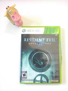 Resident Evil Revelations Xbox 360 Garantizado