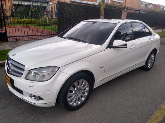 Mercedes-benz Clase C C200 Cgi Elegance 2011
