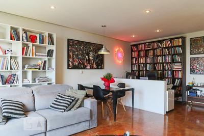 Apartamento No 5º Andar Mobiliado Com 2 Dormitórios E 1 Garagem - Id: 892931617 - 231617