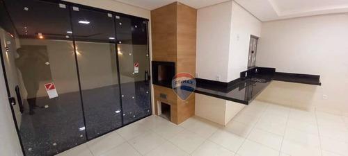Casa Com 3 Dormitórios À Venda, 102 M² Por R$ 419.000,00 - Parque Universitário - Cuiabá/mt - Ca1071