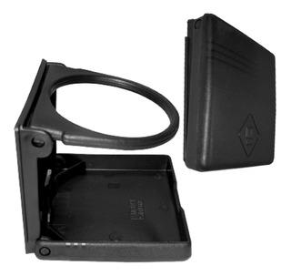 Porta Vaso Plastico Ideal Embarcacion Negro (no Envios)