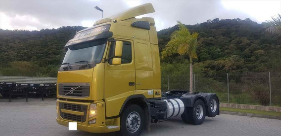 Volvo Fh440 Ano 11 6x2 Globetrotter Impecavel