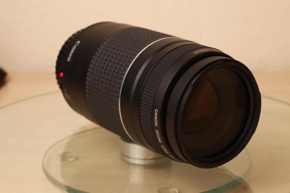 Lente 75-300 Mm Canon