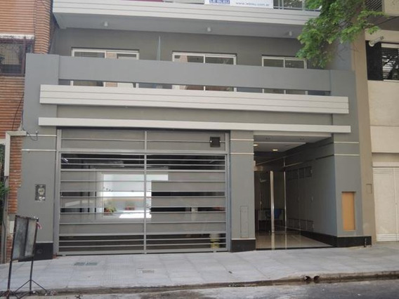 Excelente Monoambiente C/balcon Y Cochera
