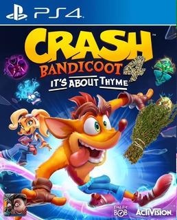 Crash Bandicoot4: Its About Time (digital)