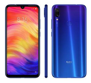 Celular Barato Xiomin Xiaomi Xiomi 7 /64gb/3gb Azul 12x S/j