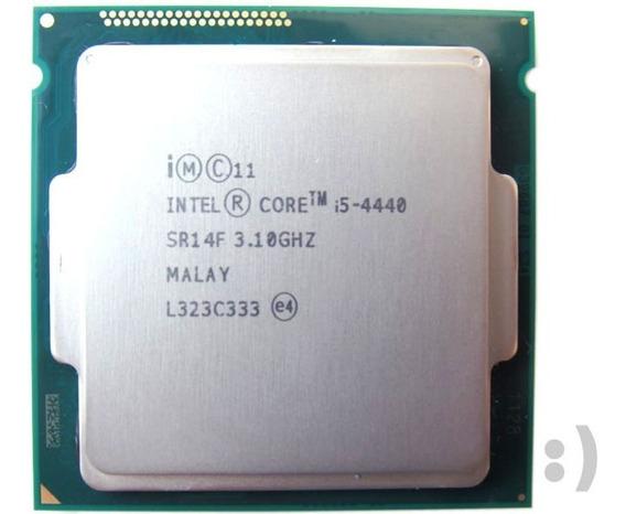 Processador Intel Core I5 4440 Socket 1150 3,1 Ghz Up 3,3ghz