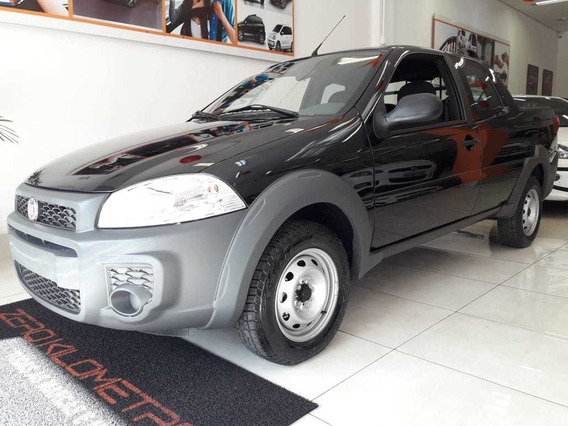 Fiat Strada 1.4 Hard Working Cab. Dupla Flex