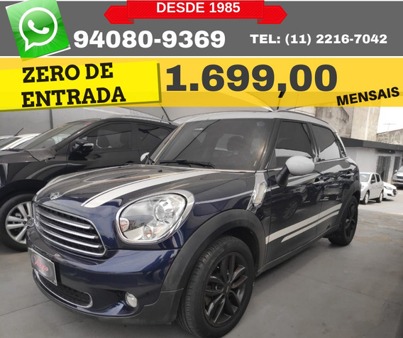 Mini Countryman 1.6 Chilli (aut) 2013