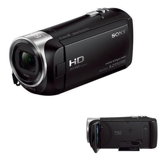 Filmadora Sony Hdr-cx405 9.2mp Full Hd Com Lcd De 6.7