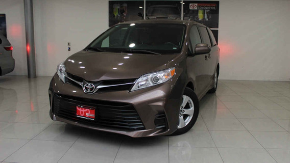 Toyota Sienna 2020 5p Le