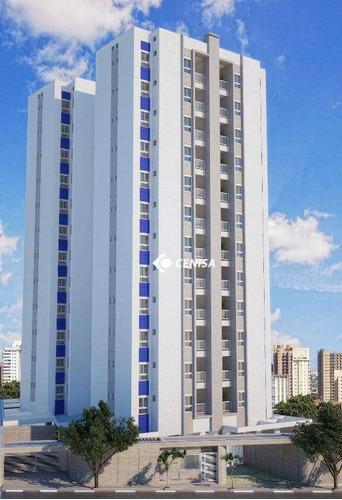 Imagem 1 de 12 de Apartamento Com 2 Dormitórios À Venda, 96 M² Por R$ 583.000,00 - Centro - Indaiatuba/sp - Ap1209