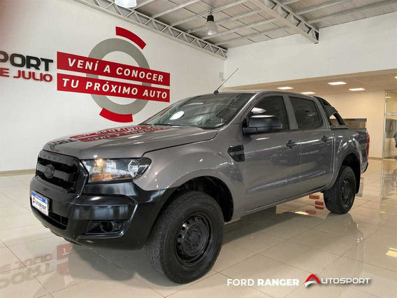 Ford Ranger 2.2 Cd Xl Tdci 125cv 4x4 2018