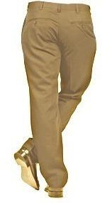Pantalon Hombre Alpaca De Vestir Verano Excelente! Local