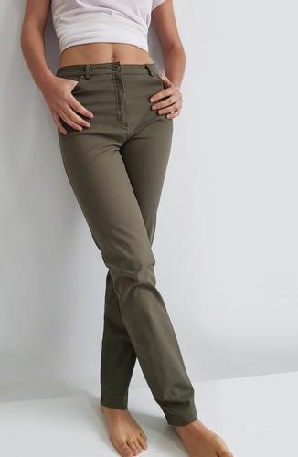 Pantalon Gabardina Mujer Kevingston Mercado Libre