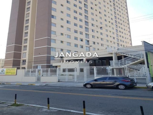 Apartamento Carapicuiba 2 Dorm 1 Vaga - 10302