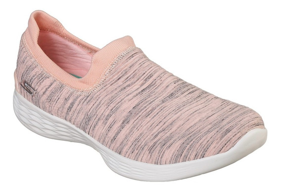 Oferta Tenis You By Skechers Dama Talla 22.5