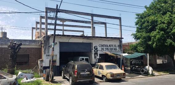 Galpón + Taller Mecanico + Casa Al Fondo