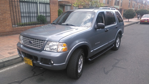 Ford Explorer Explorer Limited 2002
