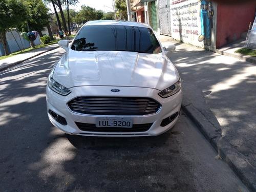 Imagem 1 de 7 de Ford Fusion 2013 2.5 Flex Aut. 4p
