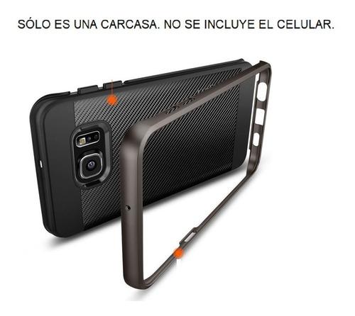 Samsung Galaxy S6 Edge+ Plus Spigen Neo Hybrid Carbon Case