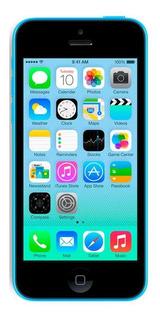 iPhone 5c 32gb Usado Seminovo Azul Muito Bom