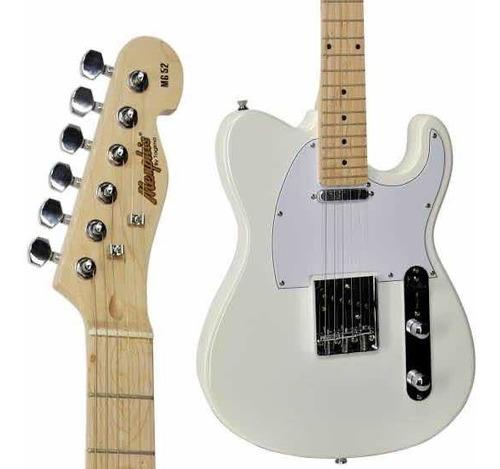 Guitarra Memphis By Tagima Mg52 Telecaster Novo Original