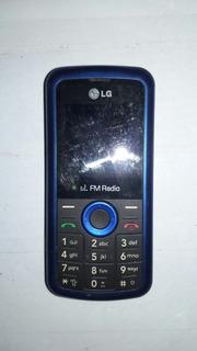 Celular LG Kp 109 B Para Conserto Ou Peças